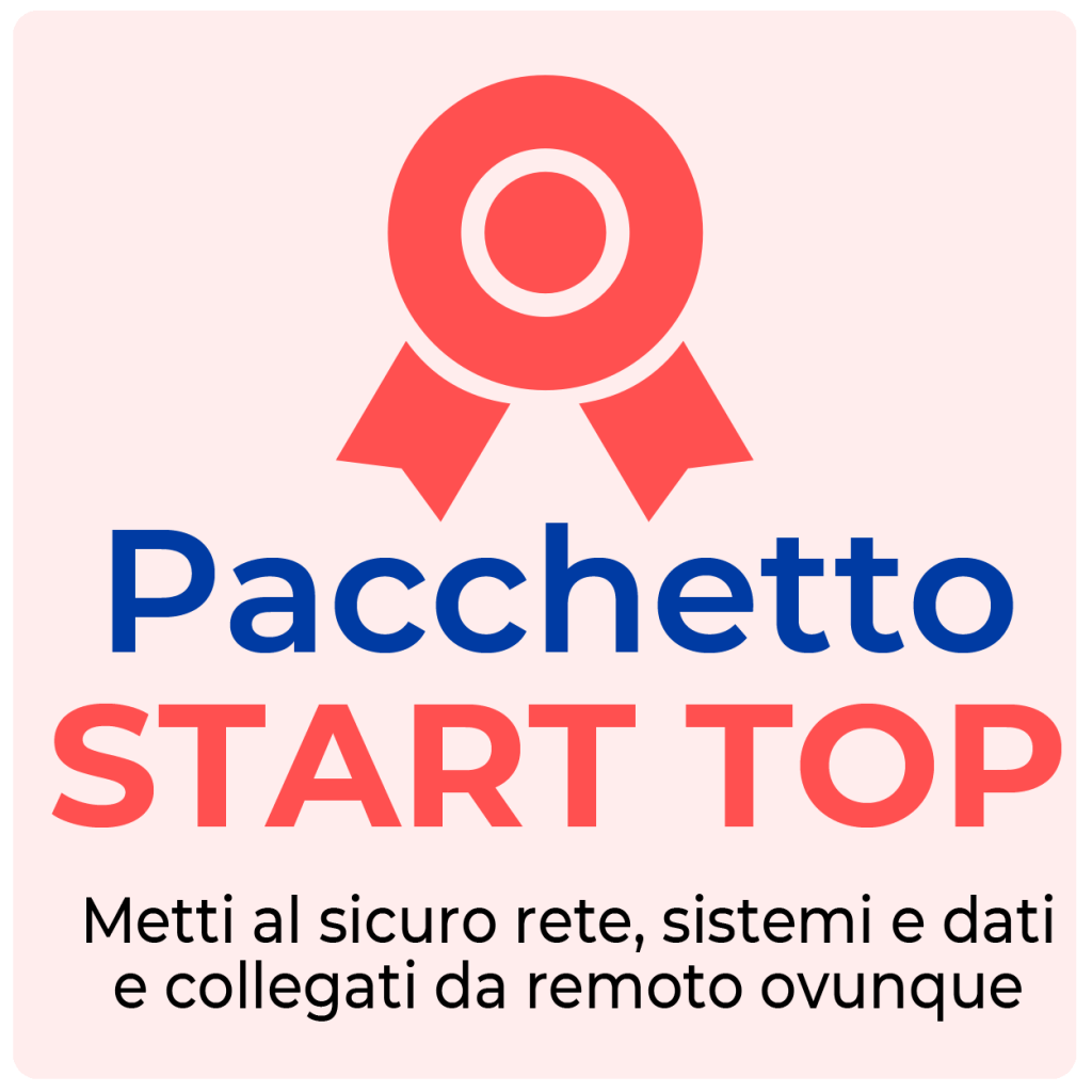 Pacchetto START TOP - Assistenza informatica
