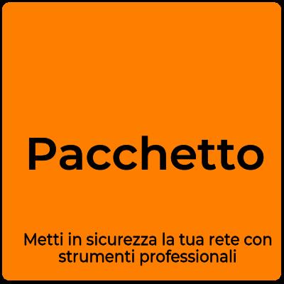 Pacchetto SICUREZZA STANDARD